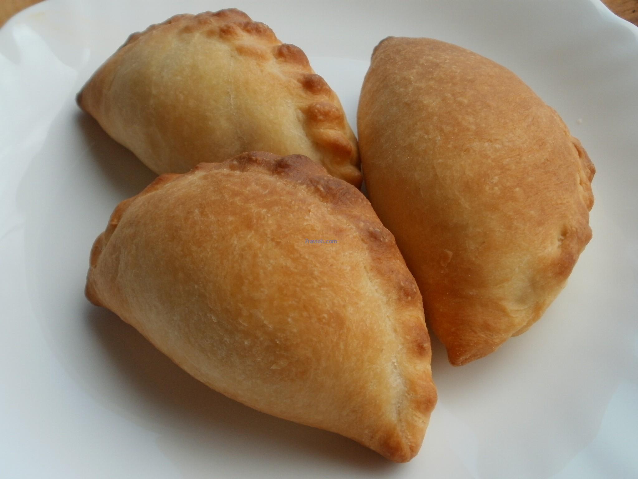 Pyragėliai Su Mėsa Septyni Virtieniai