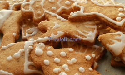 kalėdiniai sausainiai