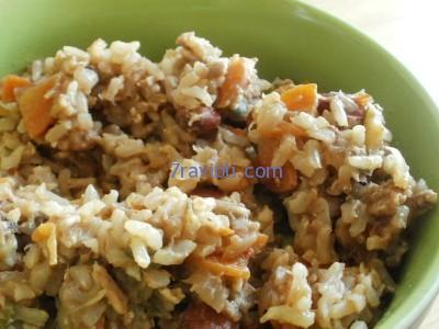 arrozz con verduras