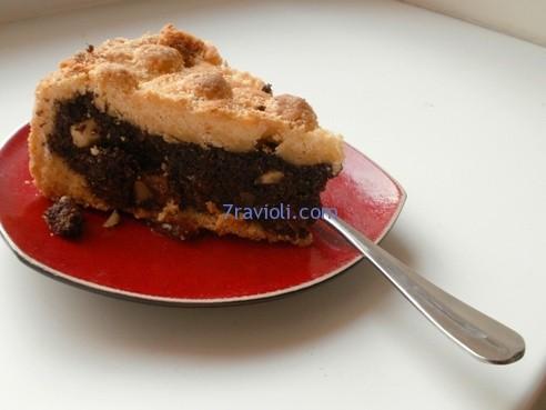 aguonų pyragas