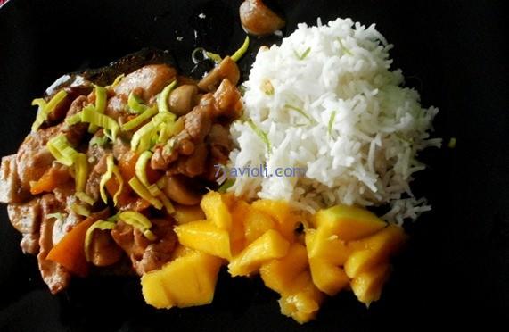 Thai vištiena