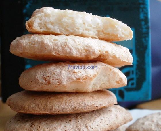 kokoso sausainiai