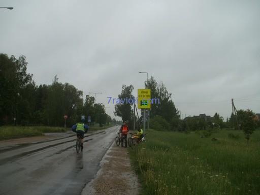 dviračių žaidimas Joniškyje