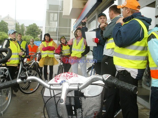 dviračių orientacinis