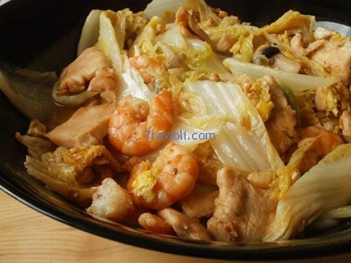 kiniškas patiekalas