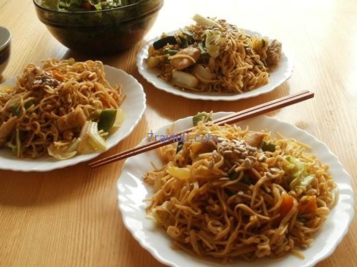 kinų maistas