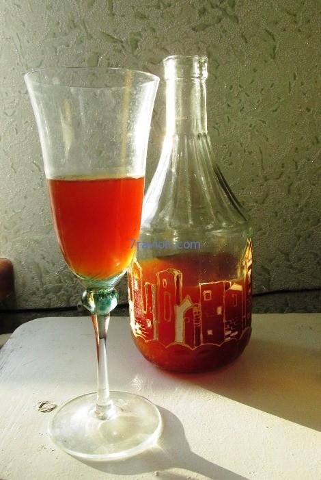 imbierinis vynas