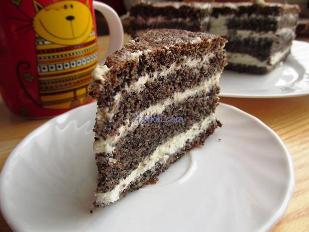 aguonu tortas
