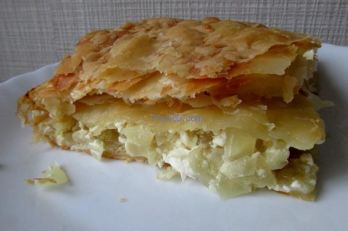 svogūnų pyragas