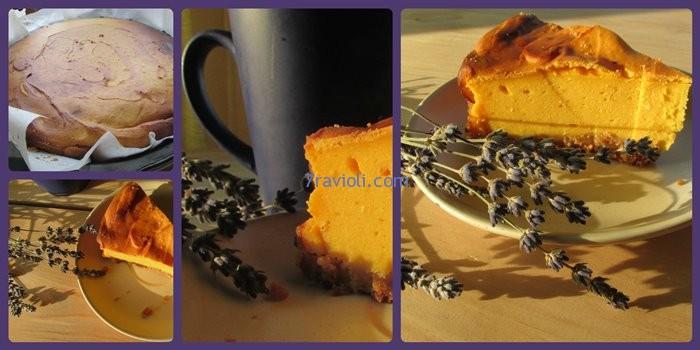 moliūgo varškės pyragas