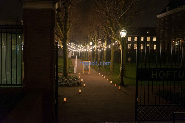 Valentijnsdiner, Amsterdam, Netherlands (Photo: Marika Groen Kawaguchi)