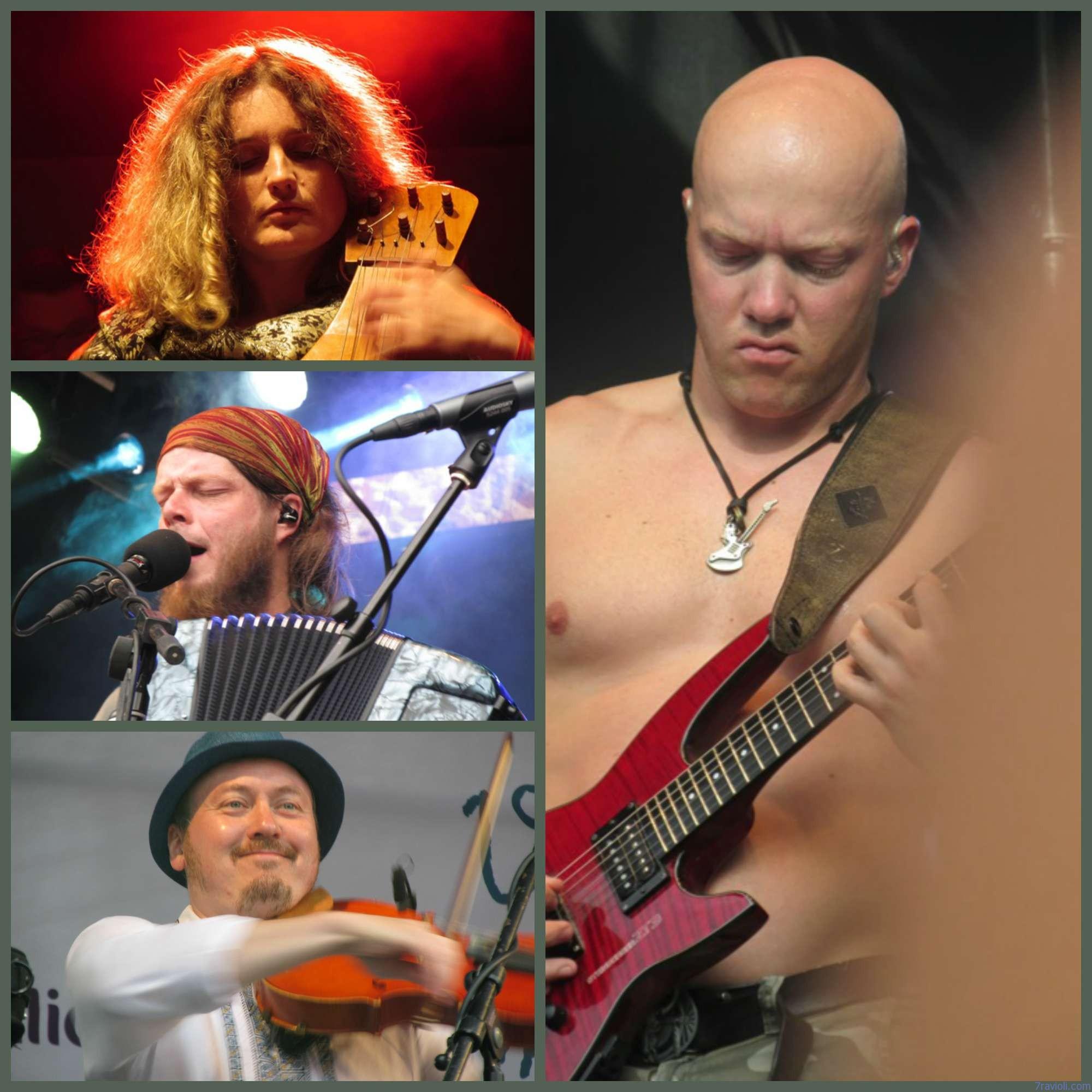 Viljandi Folk muzikantai
