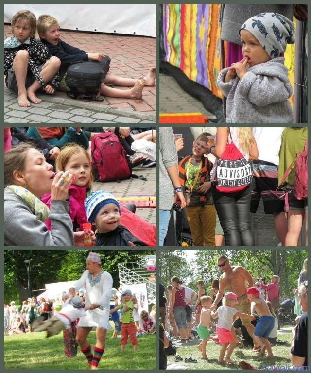 Viljandi Folk vaikai