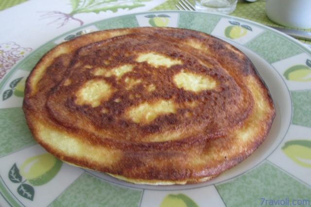 biškoptovy omlet