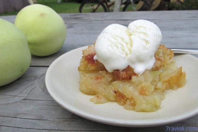 celestes mamos obuoliu pyragas
